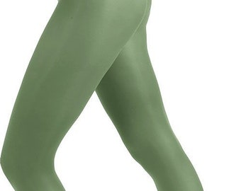 d4d457f1c5e Leaf green Tights