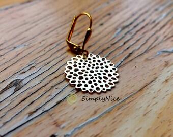 Floret Earrings/g.