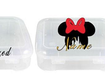 Cheerleading Bow Box // Summit Bow Box // Bow Box // personalized Bow Box // Cheer Bow Box // cheer gifts // Team gifts // Summit //p