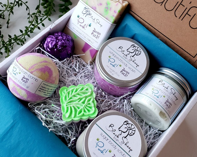 Spa Box Gift Sets