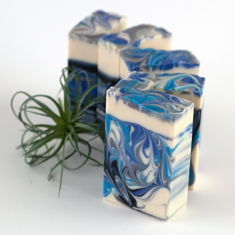 Artisan Handmade Vegan Soap  Dead Sexy  Father's Day image 0