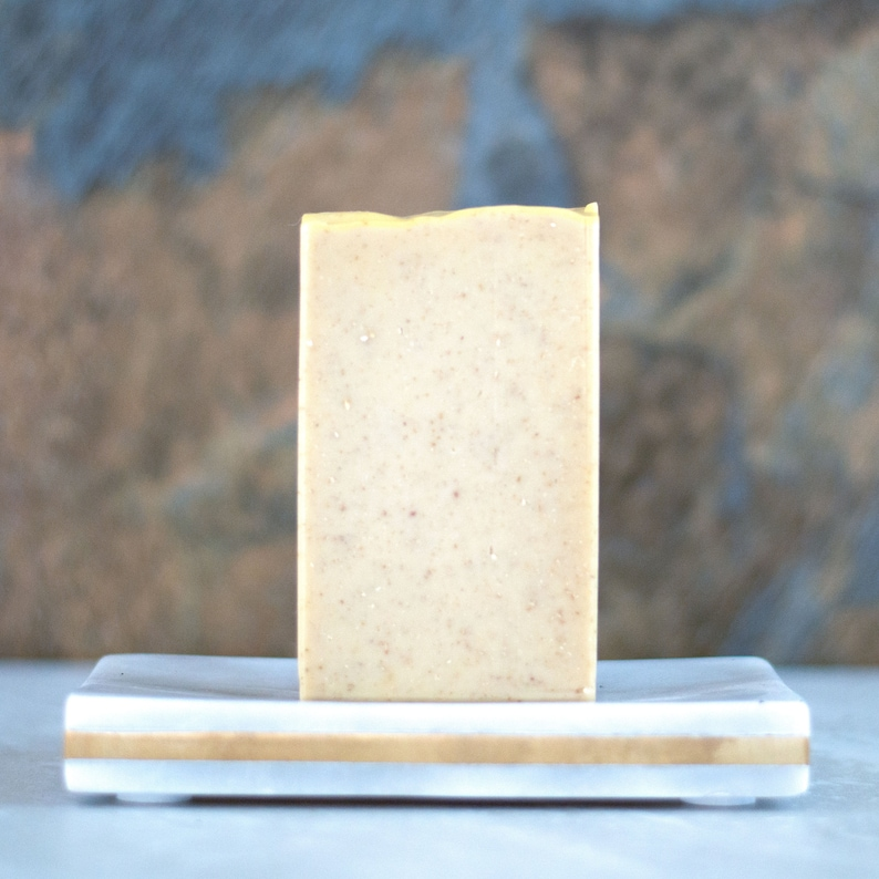 Savon pour Bebe Handcrafted Fragrance Free Soap image 0