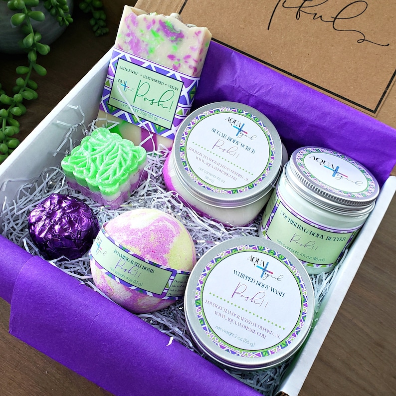 Self Care Kit  Spa Gift  Set for Women  Charity Gift  Get image 0