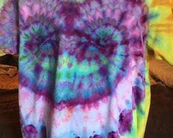 Ice dyed t-shirt XXL