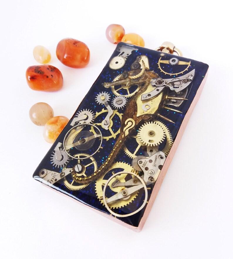 gift for sailor gift romance gift for captain gift for sailor keychain seahorse gift for yachman