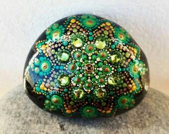 Mother Earth Stone Mandala