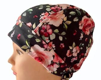 Surgical calot procedure hat of nurse veterinary calot cook's cap chemotherapy in cotton jersey lycra