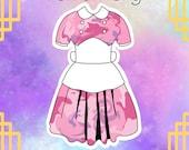 Little Sister - Bioshock inspired perfume oil; strawberry, peony, sweet musk, marshmallow, champagne