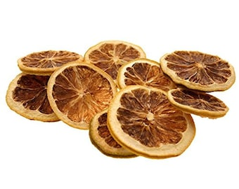 Dried Lime Fruit Slices For Christmas Wreaths in Allsorted Quantities perfect for arts and crafts.