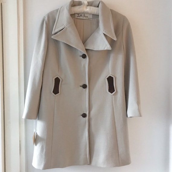 1960s/1970s Lilli Ann Coat