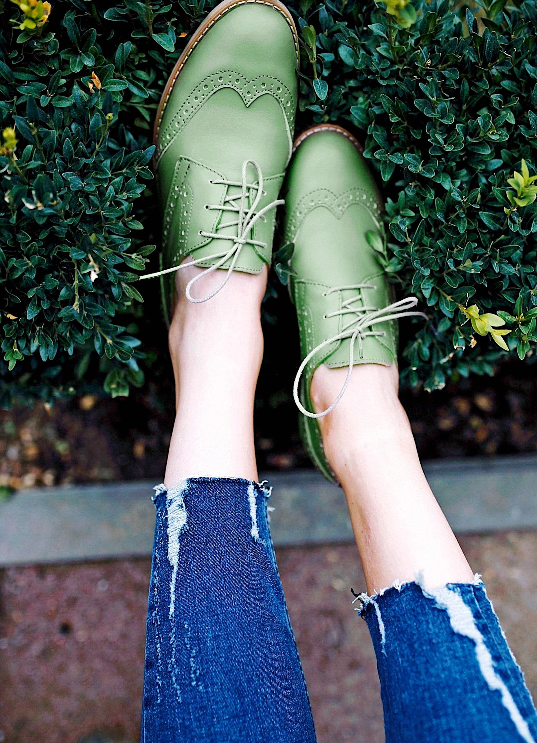 Heartbreak leather Brogues, wedding flat shoes, leather leather brogues, flat shoes, leather shoes, shoes, oxford shoes women, custom made shoes, tie shoes 0c6e95