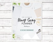 The Ultimate Money Saving Planner