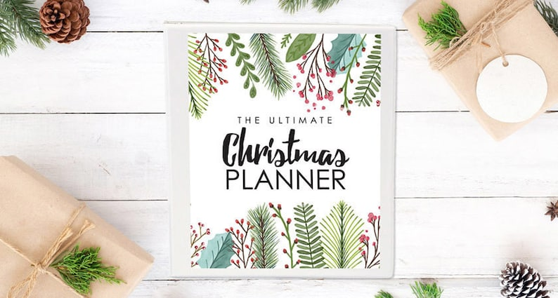 The Ultimate Christmas Planner image 0
