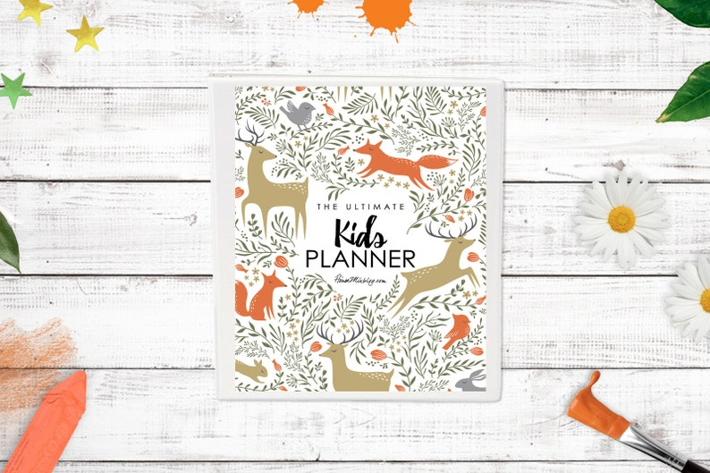 The Ultimate Kids Planner image 0