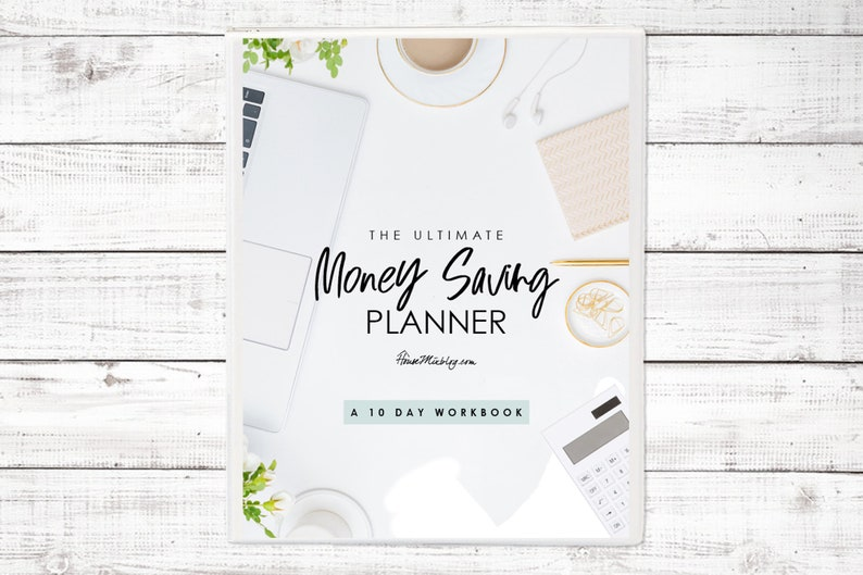 The Ultimate Money Saving Planner image 0