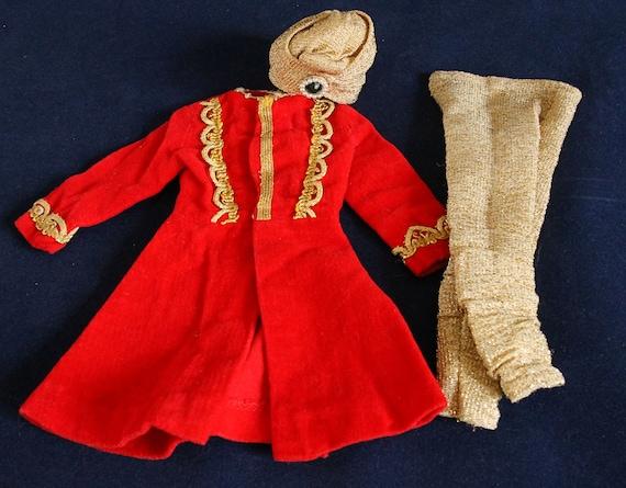 Arabian Nights Necklace /& Bracelet Jewelry made for Vintage Barbie dolls.