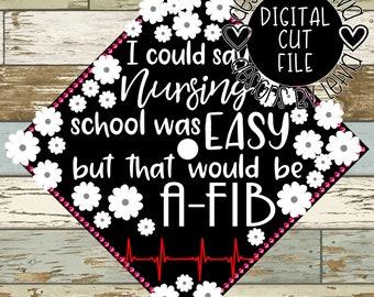nursing school graduation caps