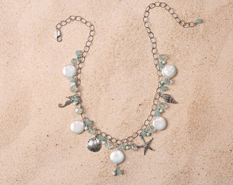 Oceanic Charm Necklace