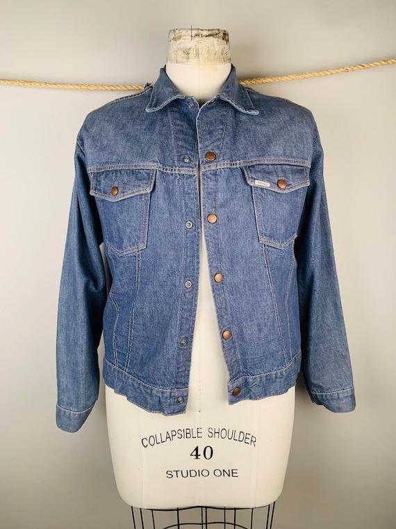 1960's ROEBUCKS Denim Jacket