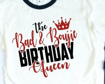 3efad3cd Birthday Queen|Birthday Shirts for Women| Birthday Squad Shirts| Vegas  Trip| Miami Trip| Birthday Group Shirts| Girls Trip