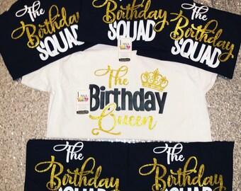 Birthday Group Shirt