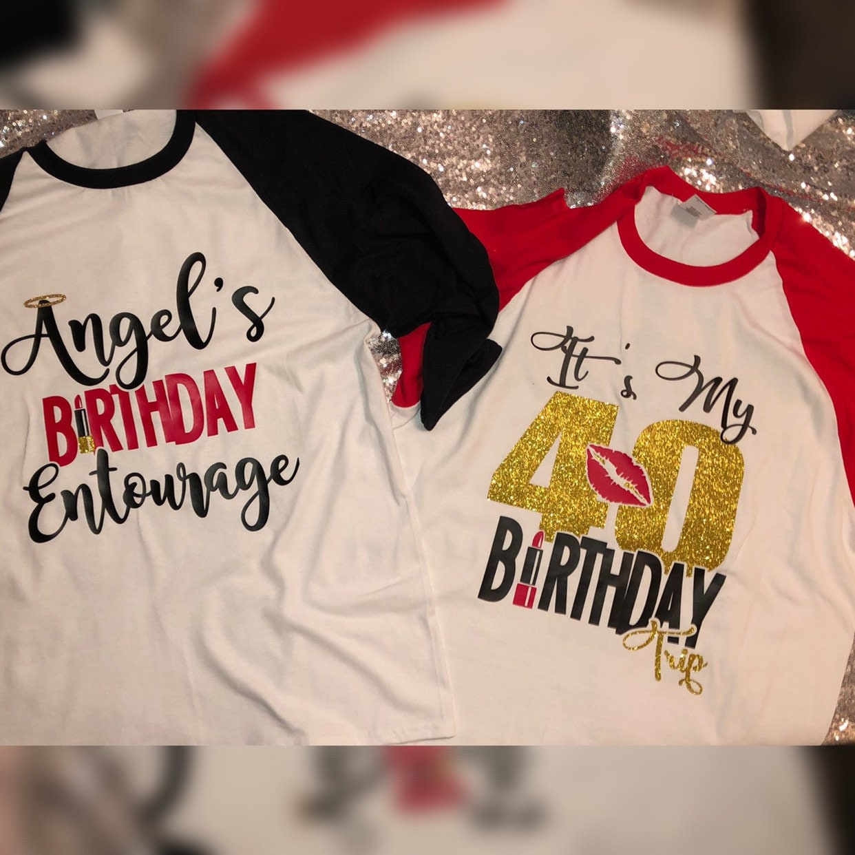 Custom Group Shirts Front Onlybirthday Shirts For Women Birthday