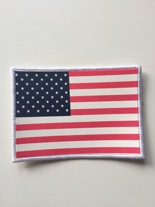 9fae6e6f58da Supreme x The North Face American flag 3m Badge Patch Jackets