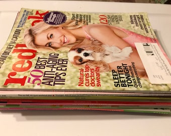 Magazines Craft Supply Back Issues Paper Crafts Collage Scrapbooking Bulletin Boards Reading Material Lot of 7