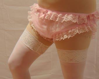 Mens Sissy Panties