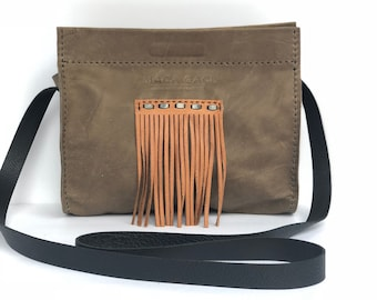 The Emilia Satchel Crossbody Bag