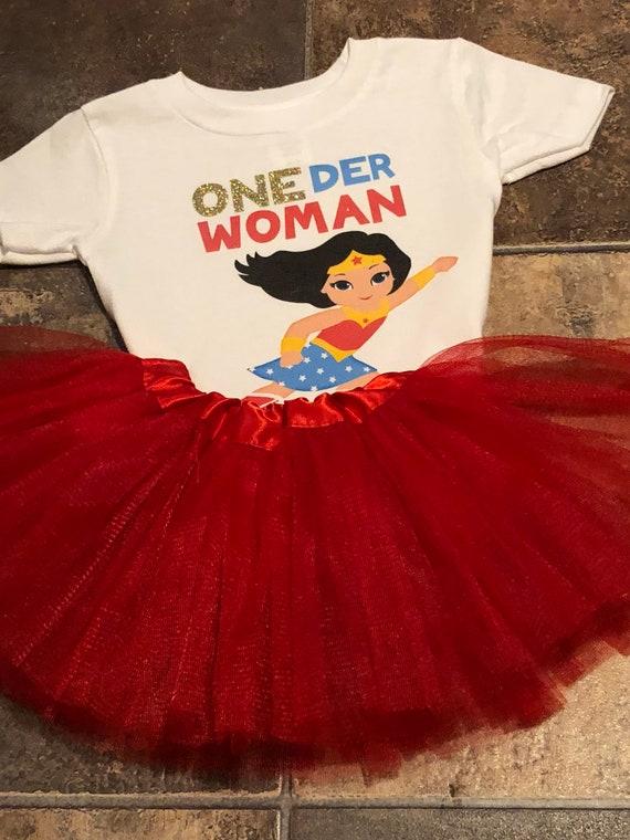 Oneder Woman Birthday Onesie Wonder Shirt