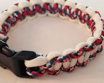 Nautical Theme Paracord Bracelet