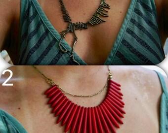 Nomadic Handmade Necklaces