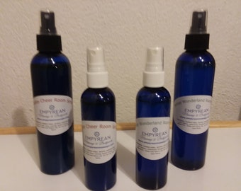 Holiday Blends essential oil room sprays