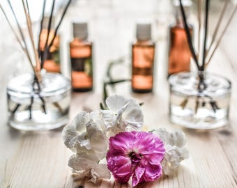 Aromatherapy Consult & 2 Custom Blends