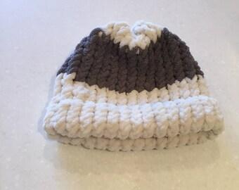 Extra Soft Hand-Knit Children's Hat