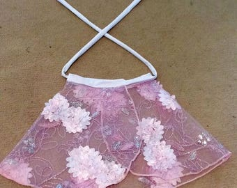 Beautiful Childs Ballet Wrap Skirt