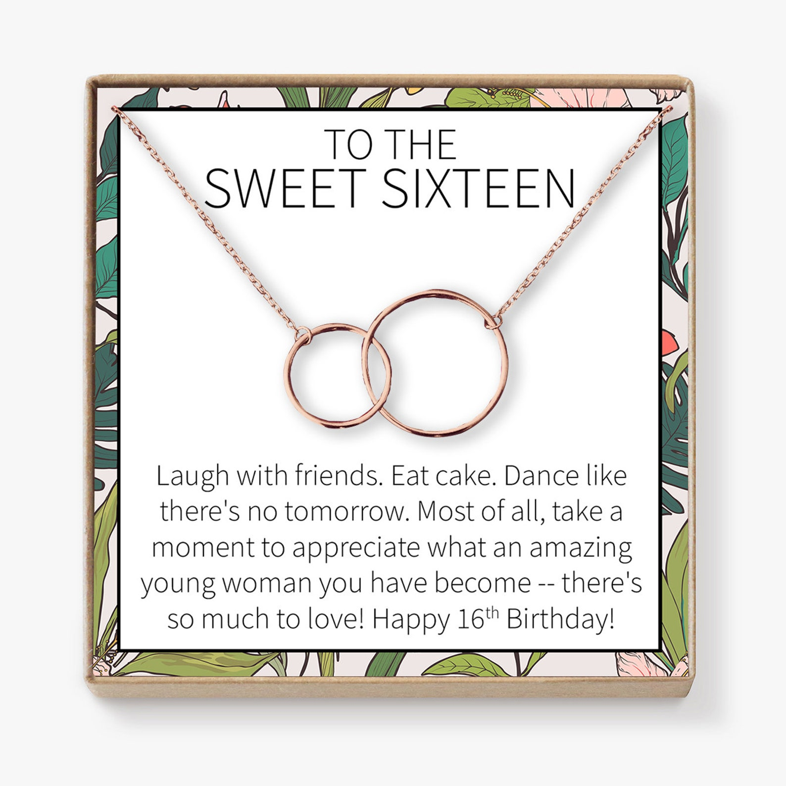 16th Birthday Gifts Personalised Gift Ideas Sweet