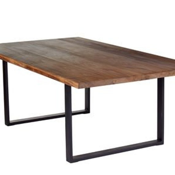 Foot Conference Table Modern Industrial Etsy - 12 foot conference table