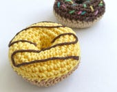 Donut - Finished item - Crochet