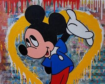 Big Heart  Art by Jozza
