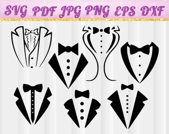 Tuxedo svg, Tuxedo shirt svg, Tuxedo clipart, Tuxedo digital clipart for Design, svg, jpg, pdf, png, dxf, eps, silhouette, cricut cut file