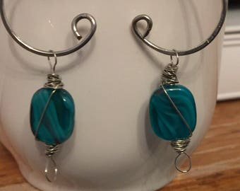 Squared Off Earrings