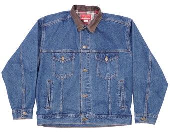 8daba0f3b58 Marlboro Vintage Denim Jacket