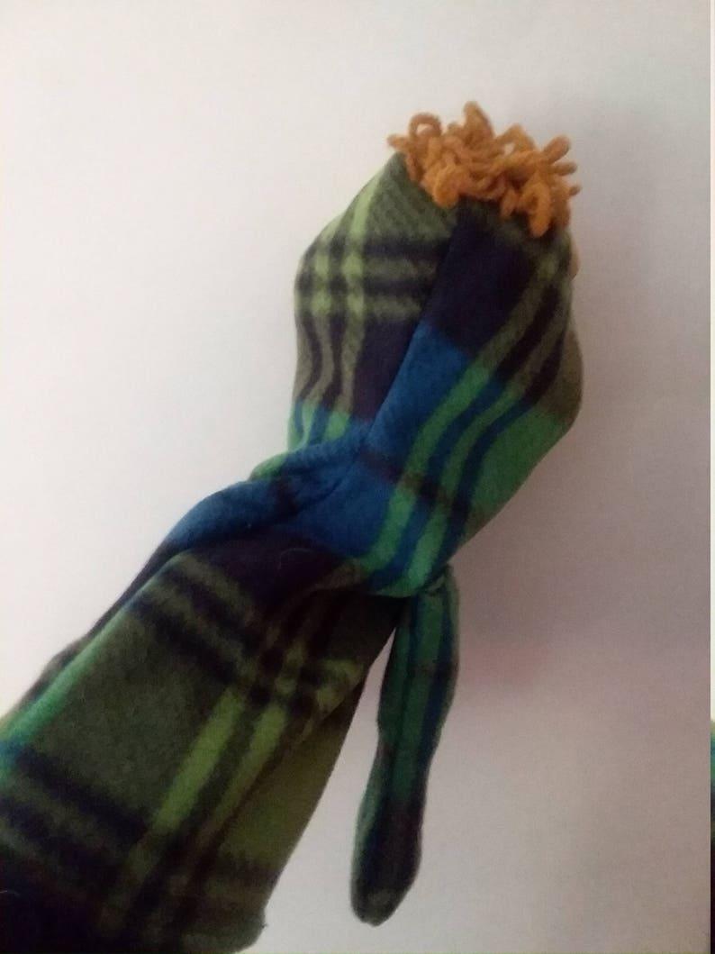 Fleece Hand Puppet