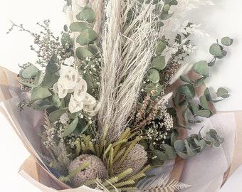 Custom Dried Flower Arrangements Sundries By Fleurwolves On Etsy