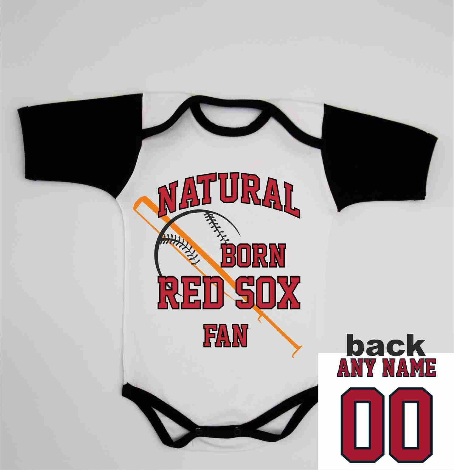 fd33dcfdd Personalized Toddler Red Sox T Shirts – EDGE Engineering and ...