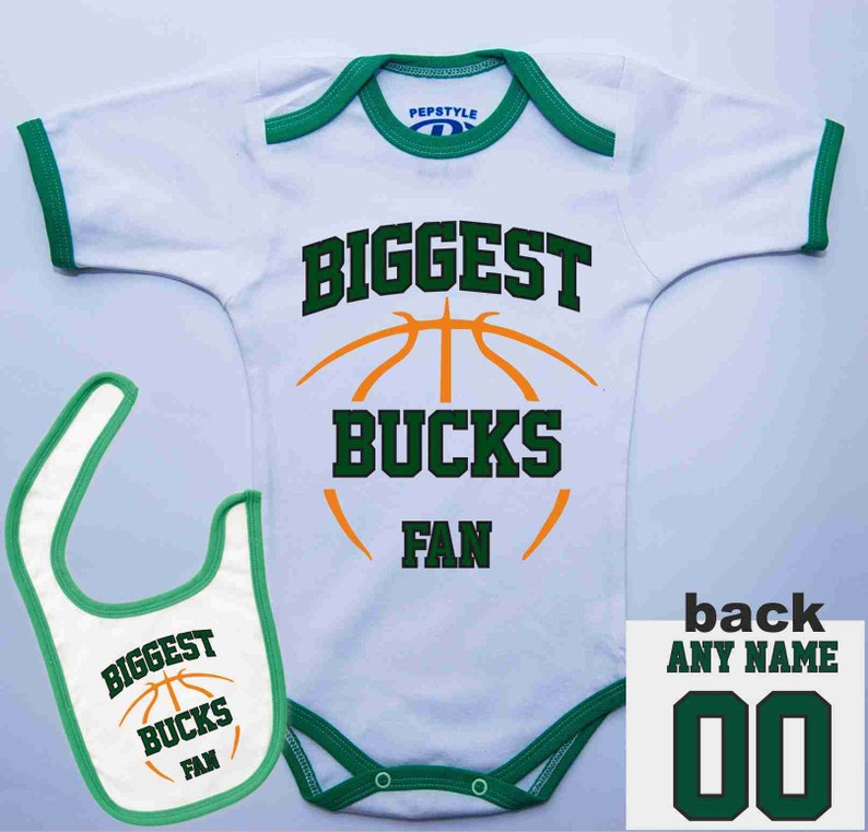 bodysuit Rockets fan customized personalized NAME NUMBER houston baby
