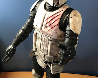 Star Wars Scout Trooper Custom Display Piece