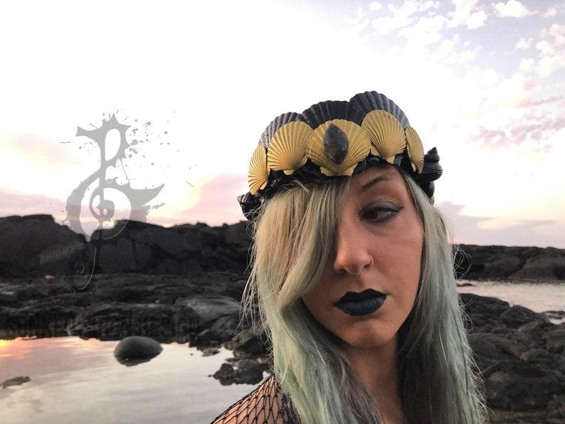 Mermaid Headpiece Warrior